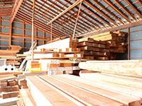 自社木材製造所