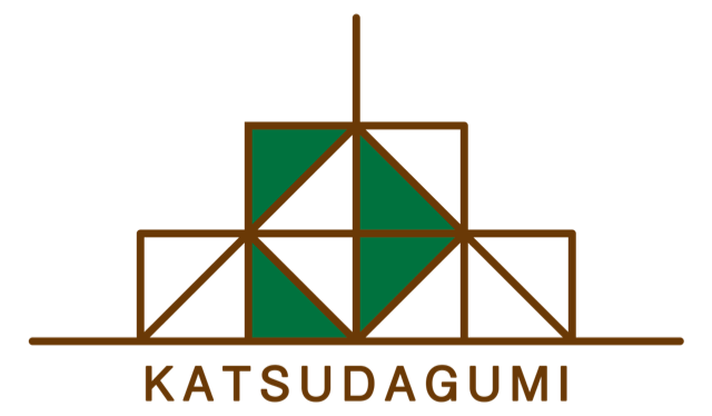 勝田組 logo